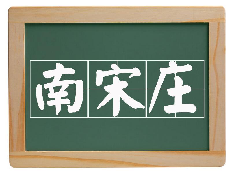 刘垓子镇南宋庄村