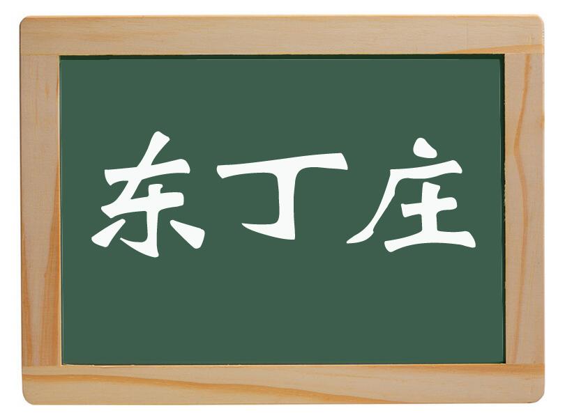 松林镇东丁庄村