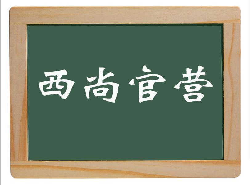 松林镇西尚官营村