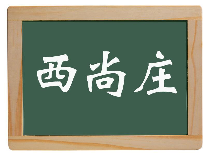 唐园镇西尚庄村