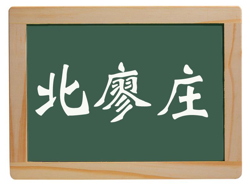 新华办事处北廖庄村