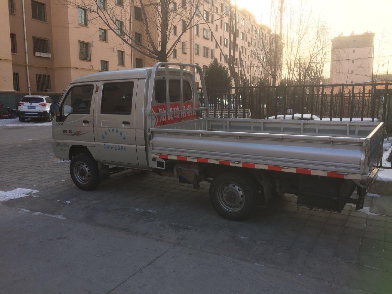 颜值在线+操控便利+3.6米货厢,这台微型小货车5万以内就能搞定