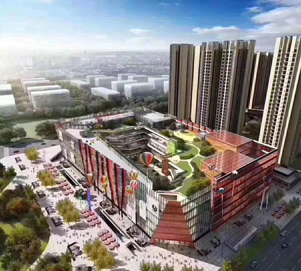 成都市 小商铺包租30万起 住宅公寓 商铺不限购