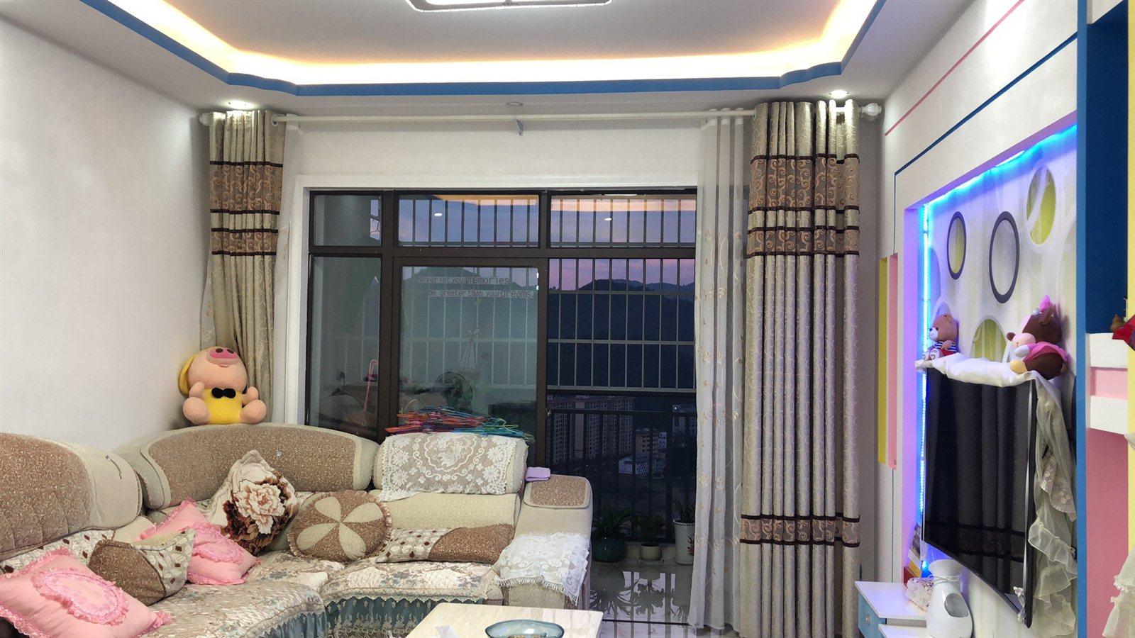 升辉城3室 2厅 1卫46.8万元