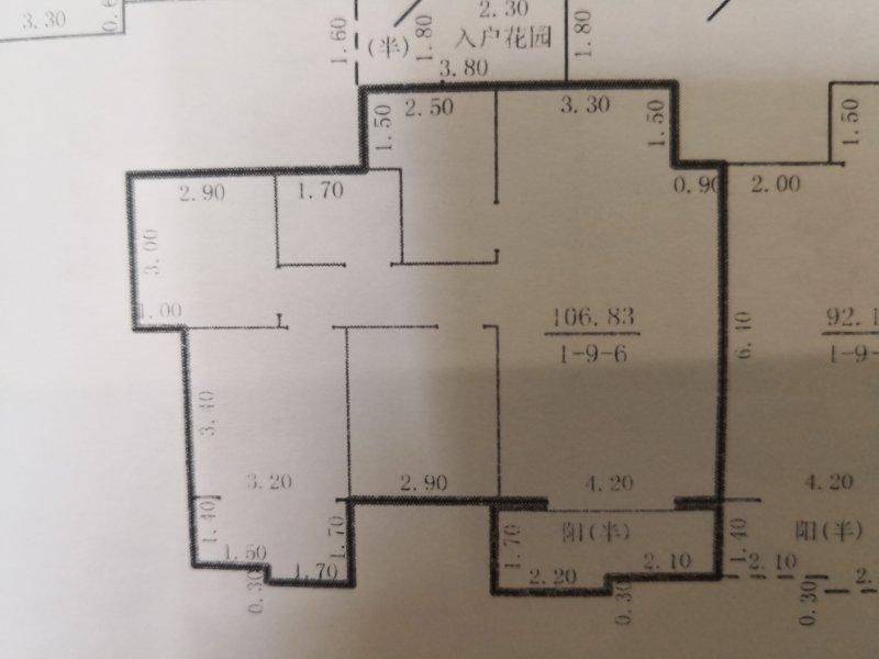 金坤大厦3室 2厅 1卫49.8万元