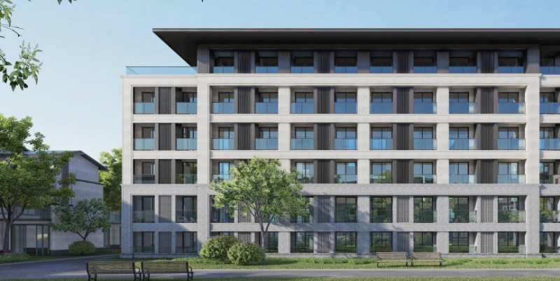 建业鸾州府乐享公寓预售
