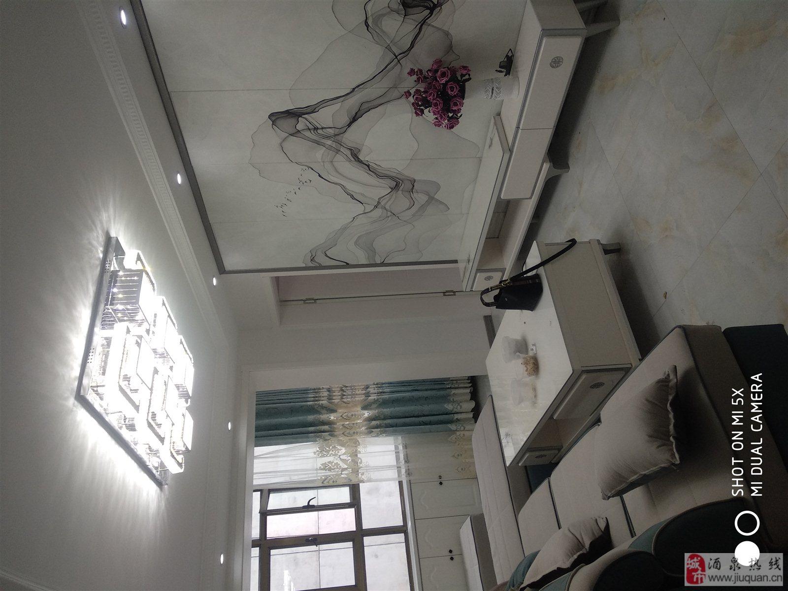 明珠花園北門口精裝地暖房按揭急售3室 1廳 1衛38.8萬元