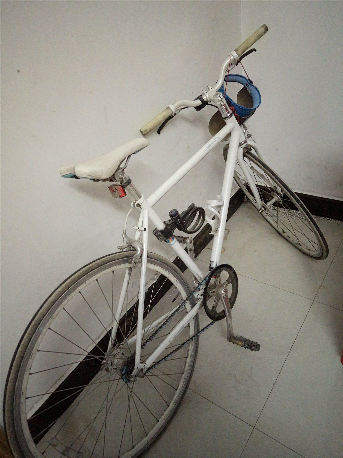 闲置捷安特自行车低价出售