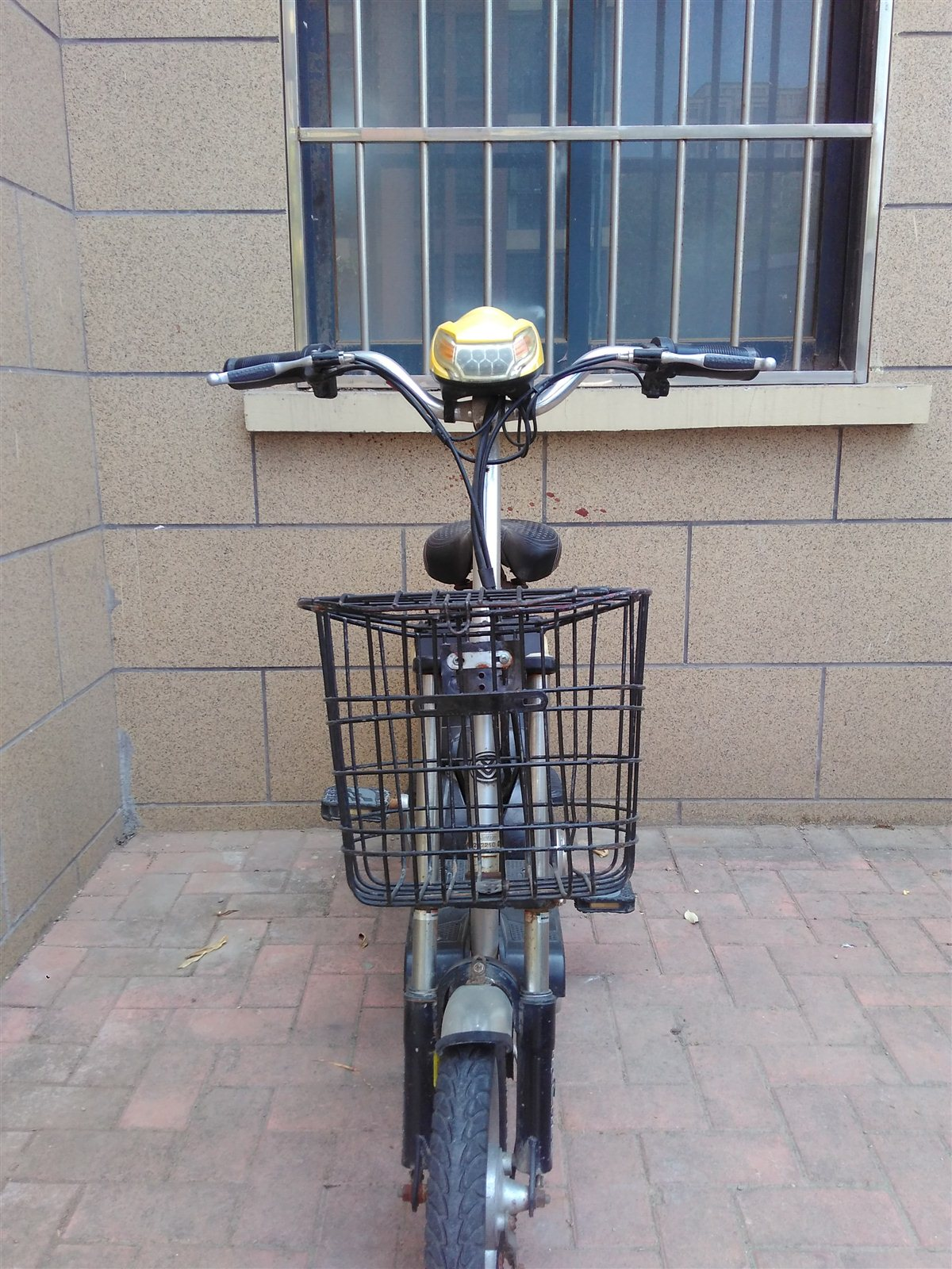 自己电动车不想骑了