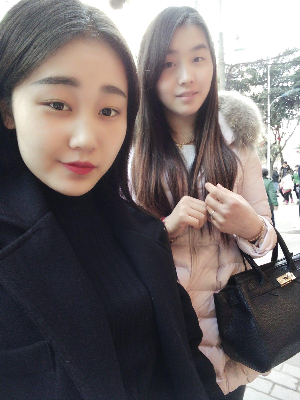 【美女秀场】钱利群
