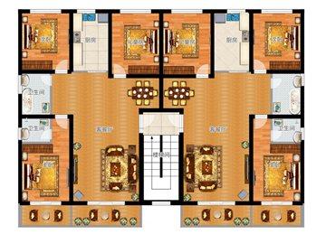 西河自建住房楼3室1厅2卫… 140㎡35万元农机局家属楼四室两厅出售