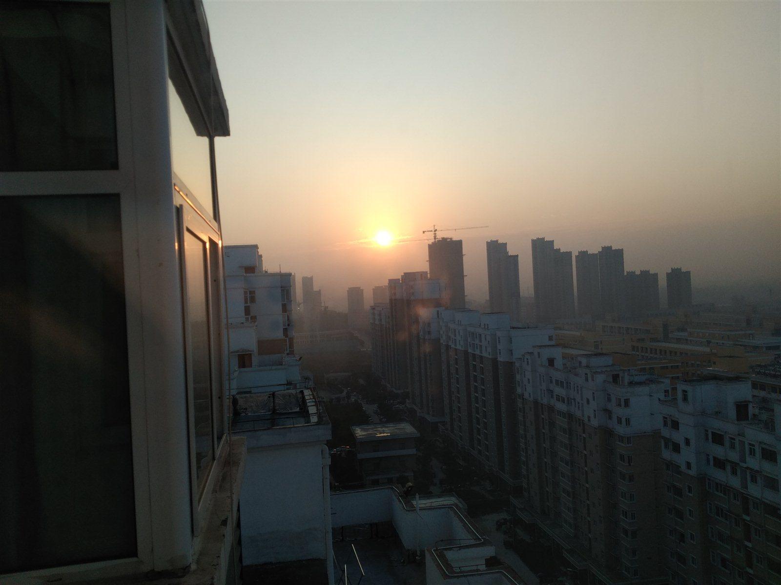 太阳照常升起