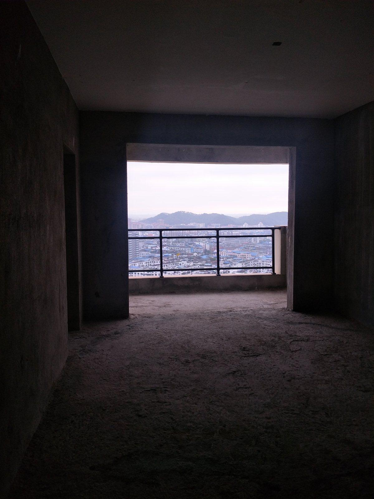 桃江龙城视野新天地俯瞰全城风景