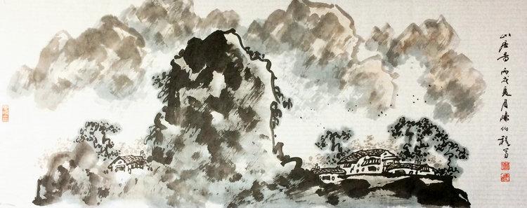 【书画定西网艺拍】淘宝店新上丁嘉耕王岳川马忠等书画作品41幅