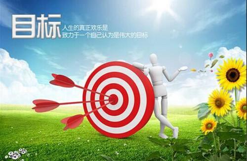 做什么事情都要有一个明确的目标,有了明确的目标便会有奋斗的方向
