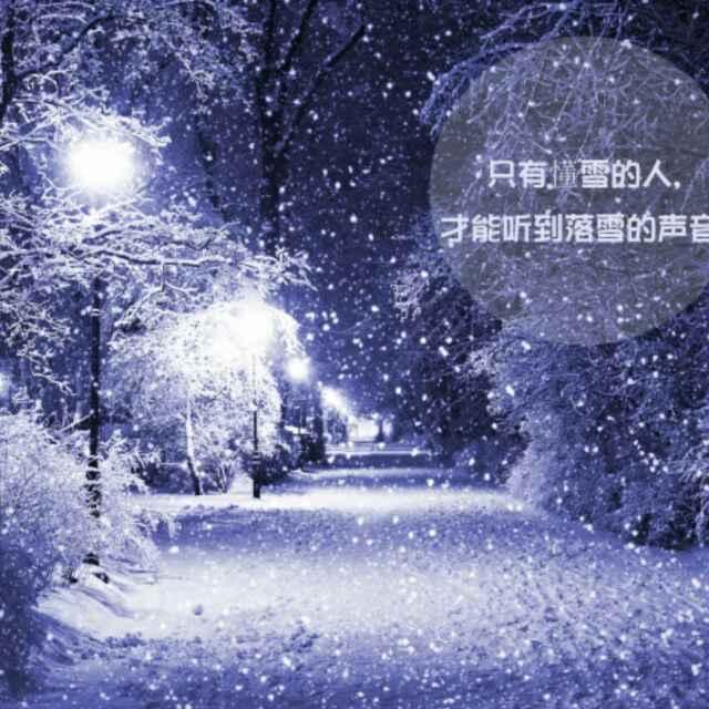 风雪夜归人
