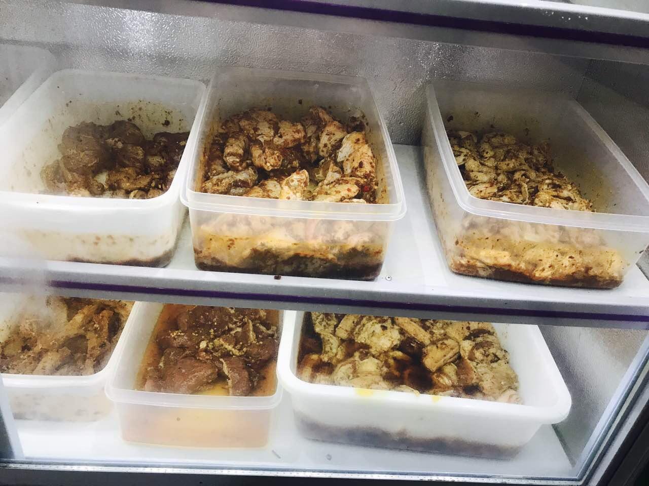 蒙哥大竹签烤肉