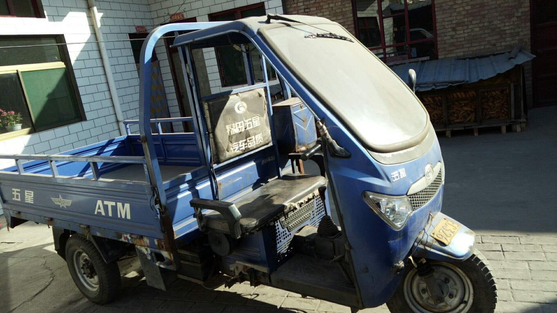 福田雷沃摩托车三轮欲出售200水冷发动机.