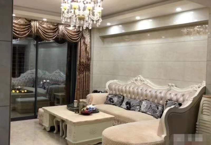 景糖家园127平豪华装修3房仅售148万元