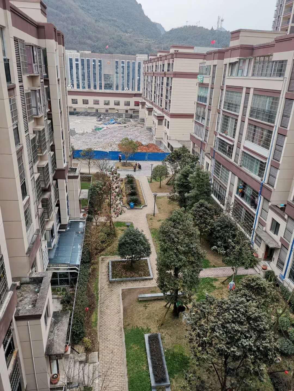 朝顺城市花园3室 2厅 2卫面议