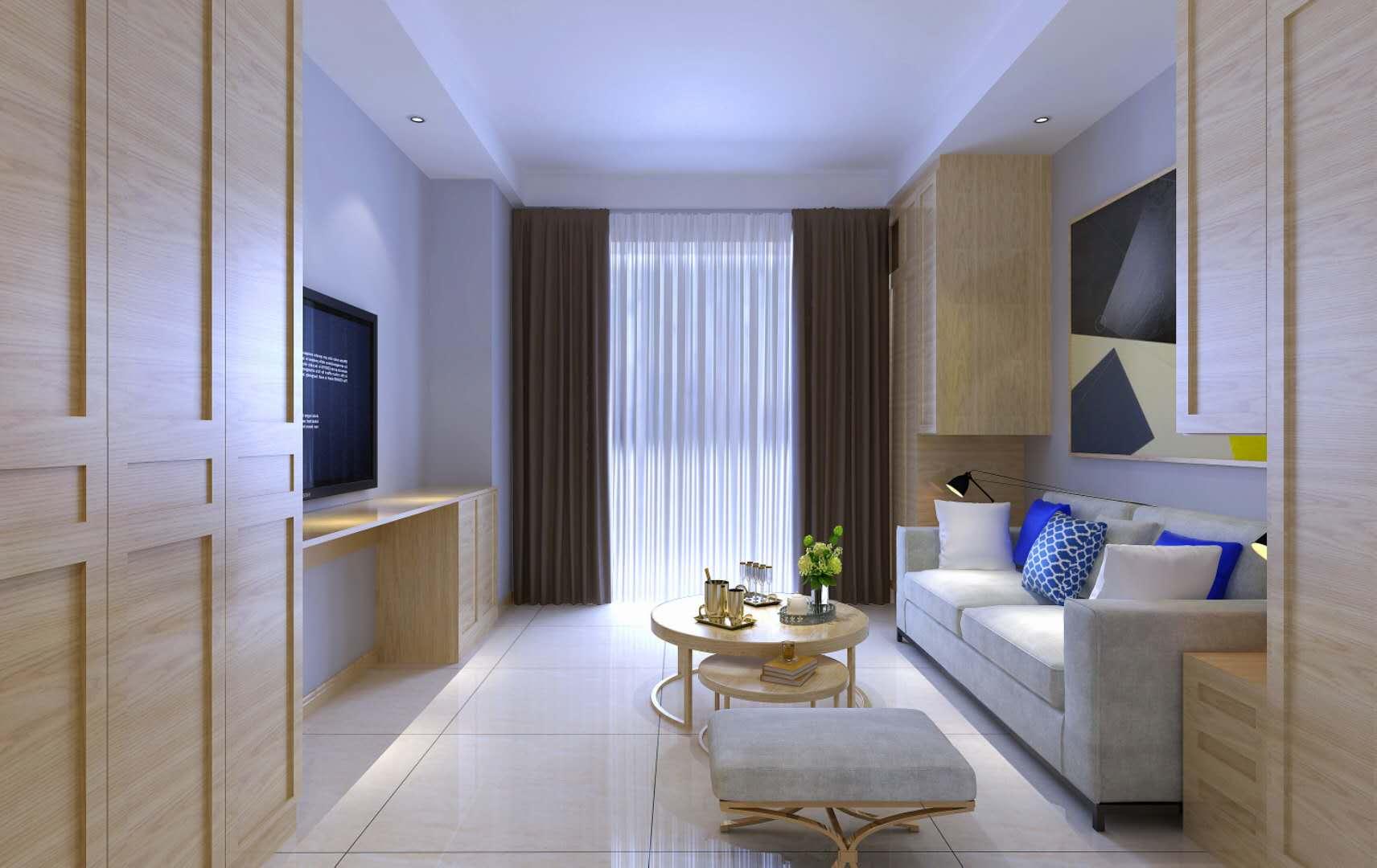 小平米一室一厅