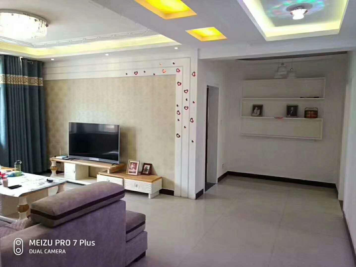 华城铂宫3室 2厅 2卫91万元