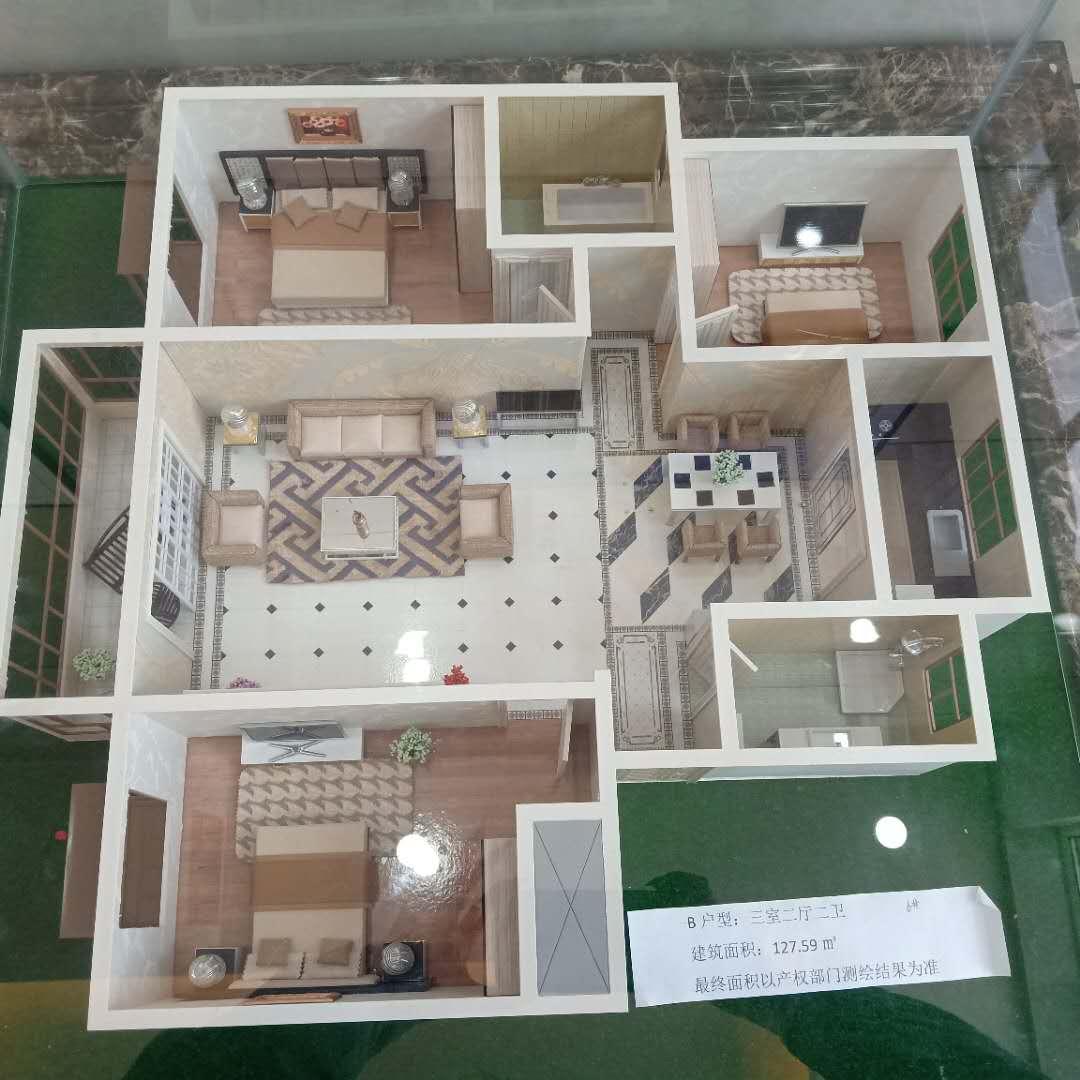 玉门荣鑫城市花园3室 2厅 2卫40万元