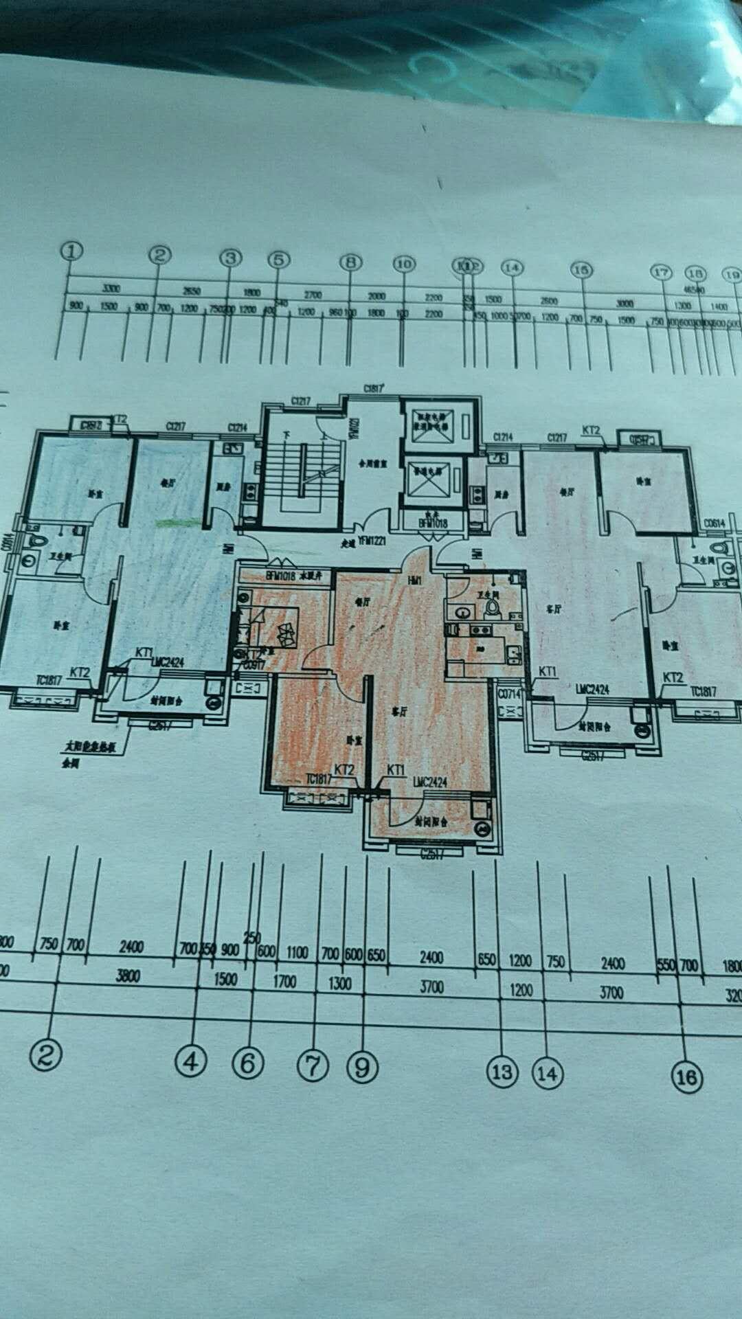 紫御华府2室 2厅 1卫68万元