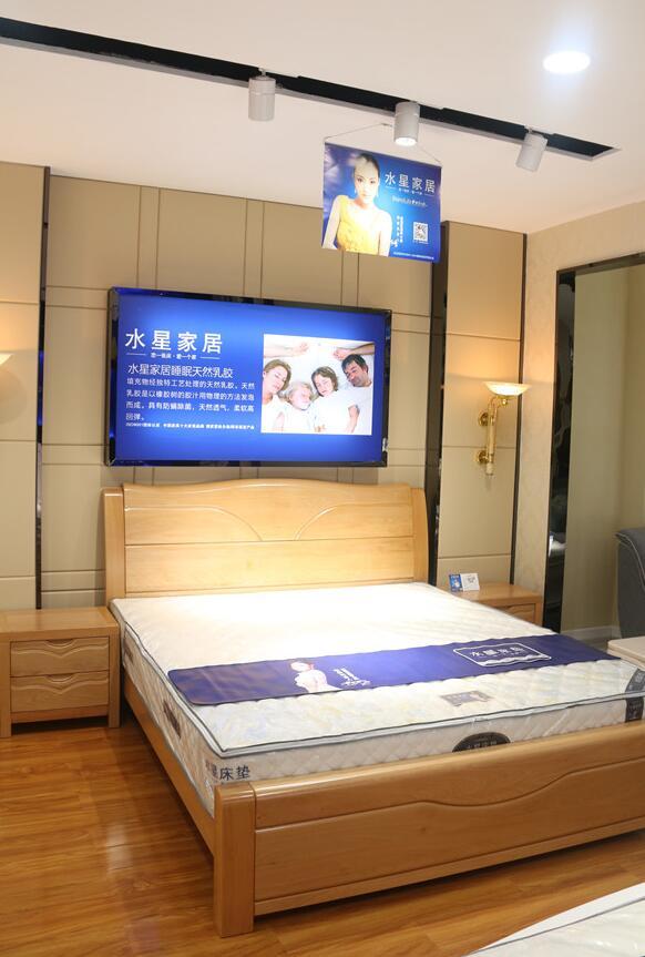 本商场经营销售家具行业二十多年,主要有水星家居,蓝领沙发,高档橡木