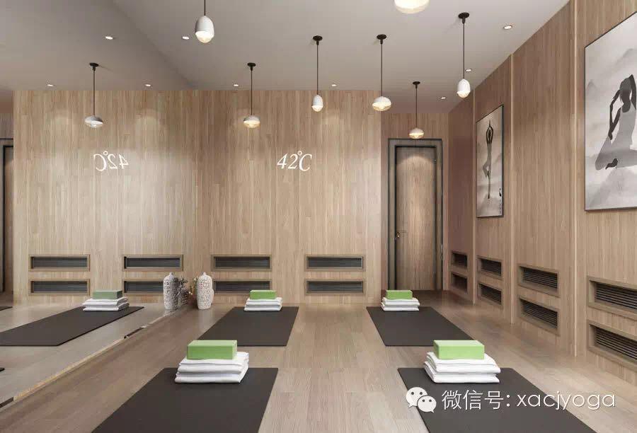 私教教室开设:高温瑜伽,肩颈理疗,脊柱保健,纤体瑜伽等专业图片
