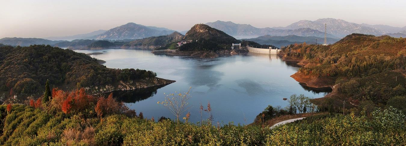 香山湖国家水利风景