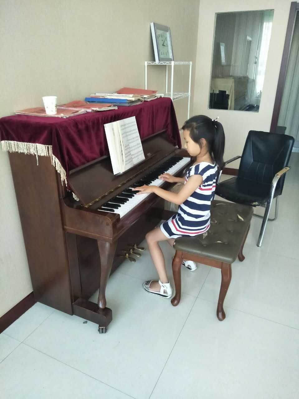 沂水蓝梦钢琴萨克斯学校
