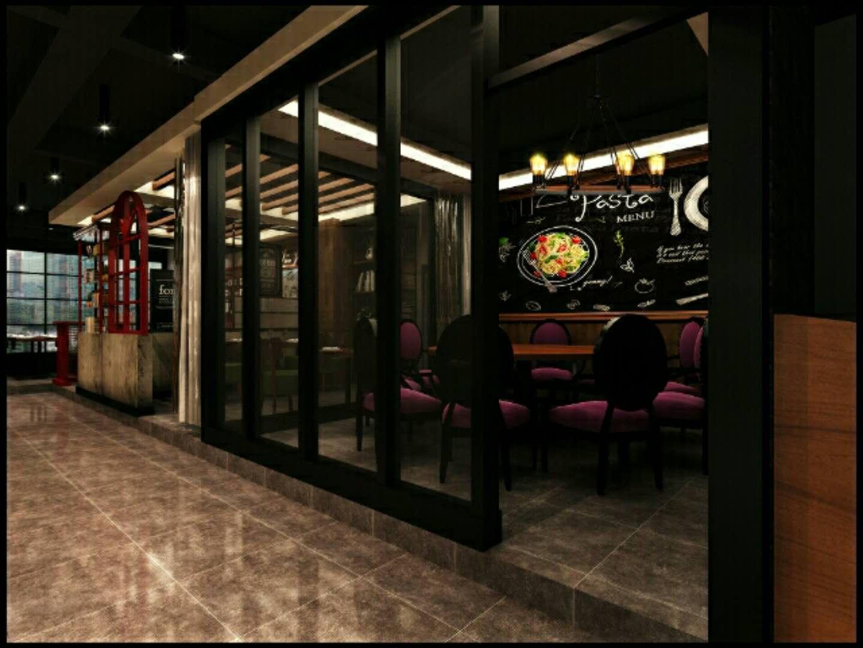 爵士牛排西餐厅