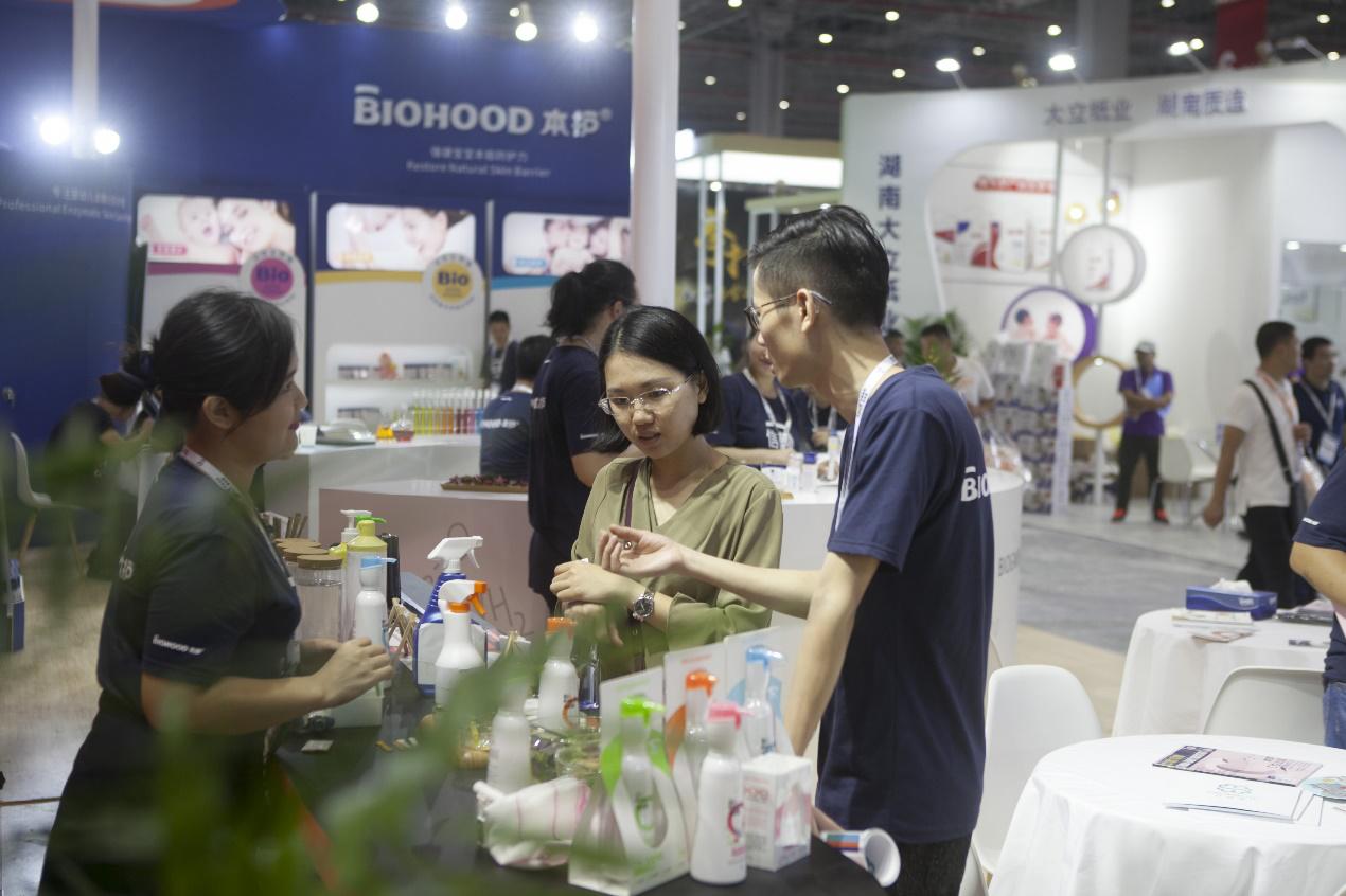 CBME专访 芭格美产品总监何志华:技术领跑,生物酶产品引领行业潮流